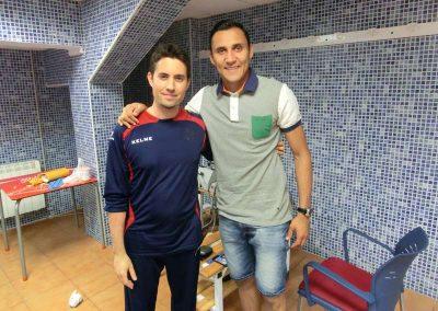 Keylor Navas futbolista ex Levante y ex Real Madrid