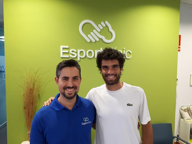 Pablo Andújar tenista
