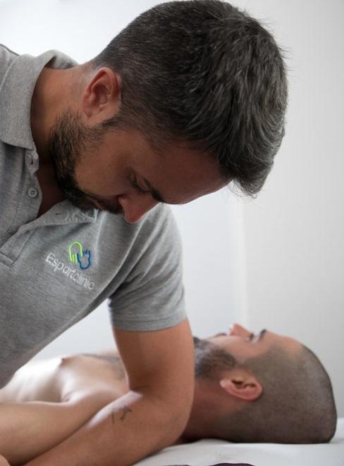 fisioterapia traumatologica en Alcudia