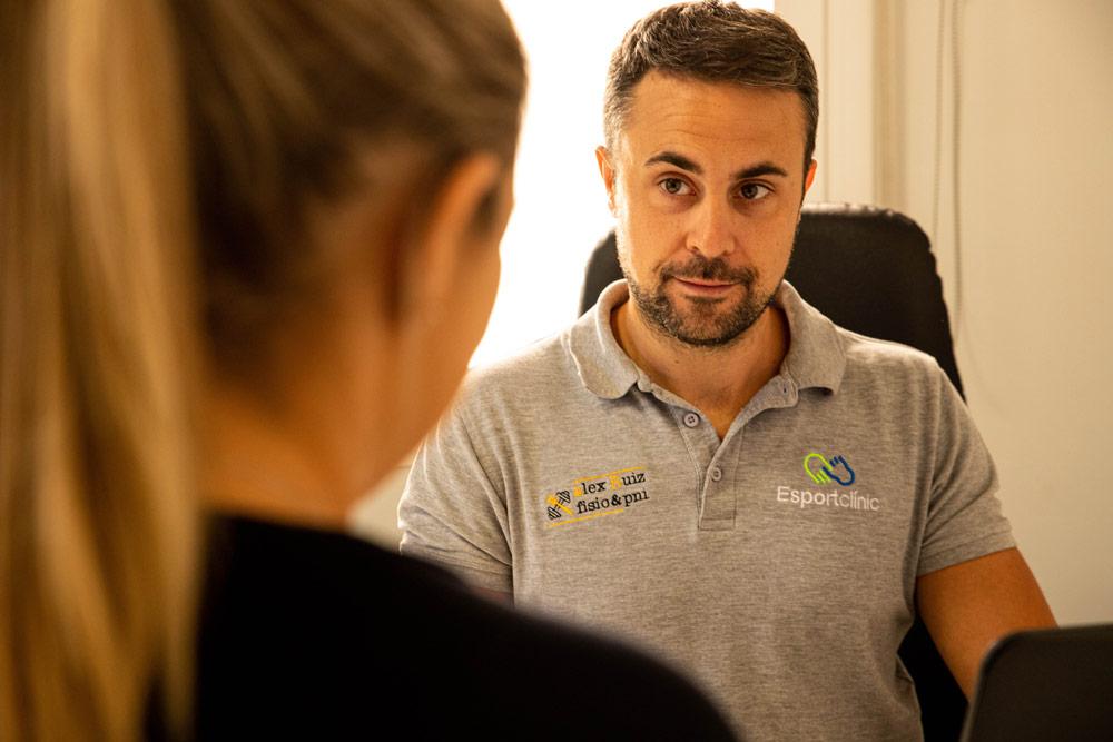 fisioterapeuta a domicilio en Alcudia