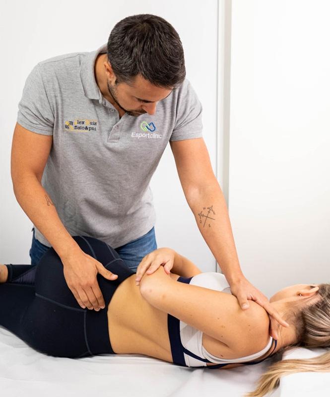 fisioterapia del embarazo en Alcudia