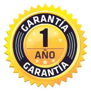 sello garantía 1 año