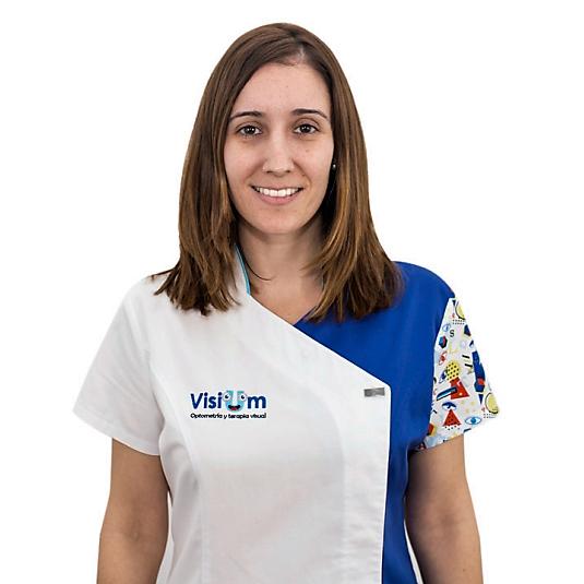 Oreto Isona, optometrísta en Esportclínic
